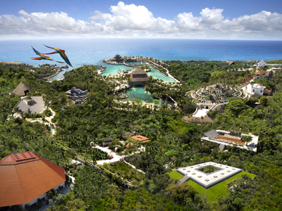Experiencias Xcaret Package With Transportation