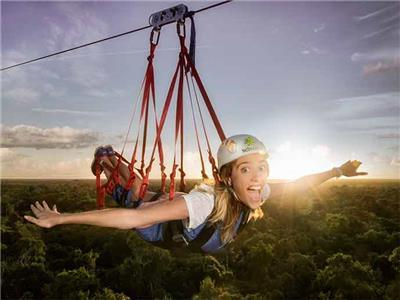 Extreme Canopy Adventure Tour