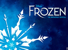 Musical Frozen on Broadway