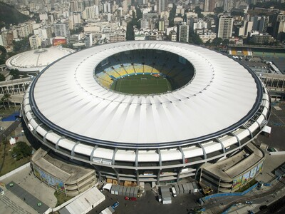 Crazy for Football - Tour Maracana and Flamengo