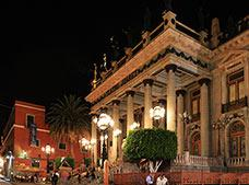 A Walk Around Guanajuato Tour