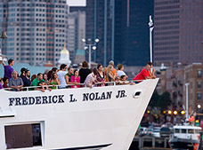 Historic Sightseeing Cruise Tour