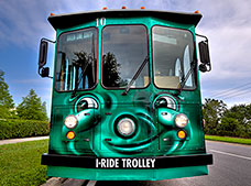 I Ride Trolley | Promotion