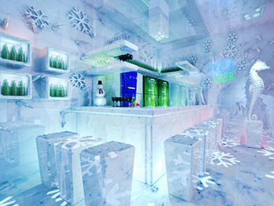 Ice Bar Tour