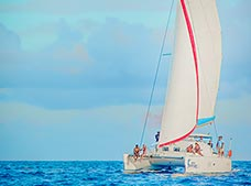 Isla Mujeres Luxury Sailing Tour