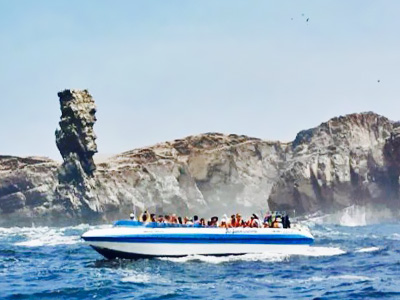 Palomino Islands Tour