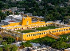 Izamal City With A Carriage Ride Tour