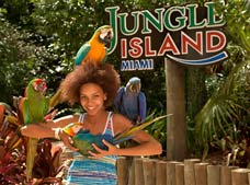Tour Jungle Island
