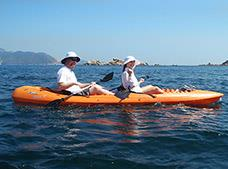 Kayaking Tour in Acapulco