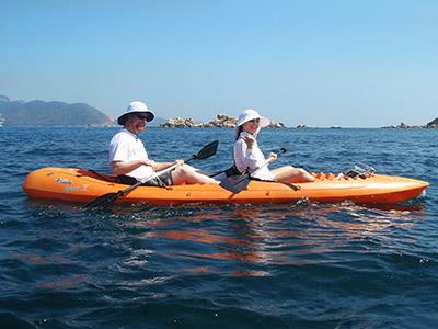 Tour Kayaking en Acapulco