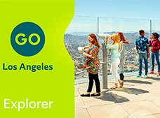 Go Los Ángeles Explorer: To 3,4, 5 or Attractions