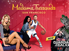Tour Madame Tussauds San Francisco