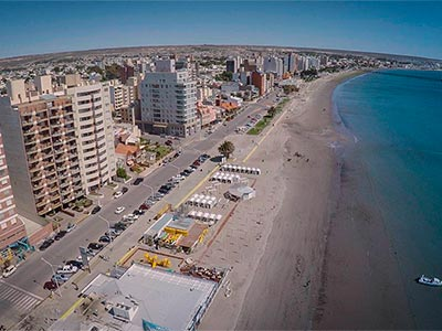 City Tour Puerto Madryn and Punta Loma (half day)
