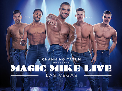 Magic Mike Live Las Vegas
