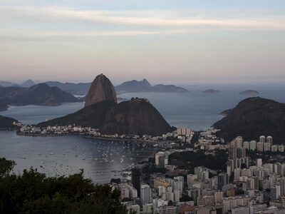 Sugarloaf Tour-Half Day in Rio