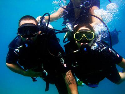 Shore Dive Tour