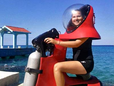 Mini Submarine Adventure Tour