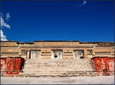 Mitla Half Day Tour