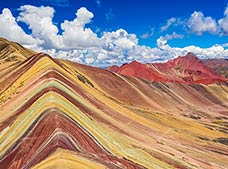 Montana de los 7 Colores/Vinicunca and Ausangate Tour