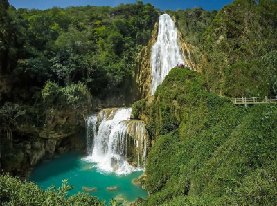 Montebello Lagoons and El Chiflón Waterfall Tour