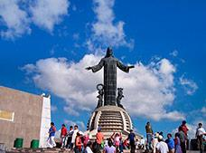 Mount Cubilete and Cristo Rey Monument Tour