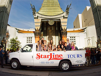 Tour Movie Star Homes Hollywood Terminal