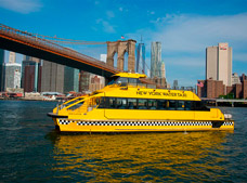 Statue of Liberty Express | New York Water Taxi