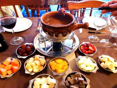 Evening Fondue Tour