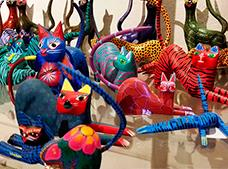 Paint Your Own Alebrije Tour