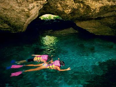 Tour X2 · Xel-Ha and Xcaret Parks · Save 10% in 2 Experiences tickets