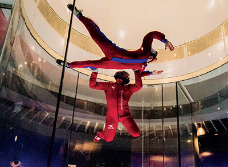 iFly Indoor Skydiving Tour