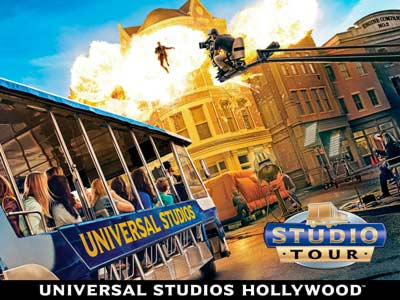 PROMOTION UNIVERSAL HOLLYWOOD