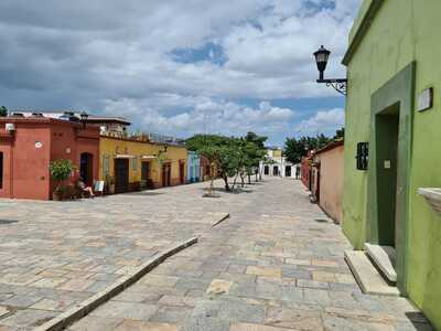 Tour Barrios de Oaxaca