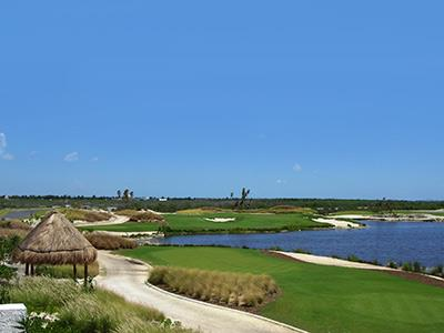 Tour Riviera Cancun Golf  Course