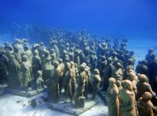 Snorkeling Tour at MUSA Underwater Museum