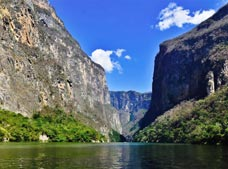 Sumidero Canyon, Lookout Points and Chiapa de Corzo TourPROMOTION 3X2!
