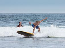 Surf Lessons in Huatulco Tour