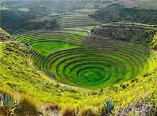 Chinchero, Maras and Moray Tour