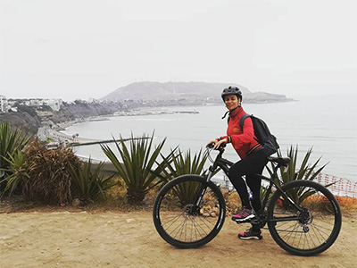 Lima Coast Bike Tour
