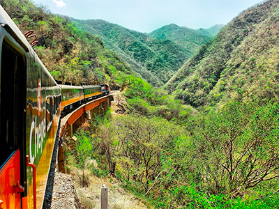 Chepe Train Chihuahua-Los Mochis 5 Day Package
