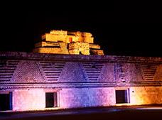 Uxmal Light & Sound Show