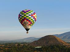 Hot Air Balloon Ride Tour