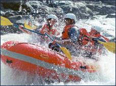 Whitewater Rafting Tour
