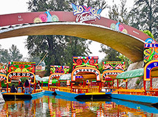 Xochimilco, Coyoacan and Frida Kahlo Museum Tour