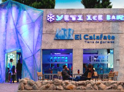 Yeti Ice Bar Tour