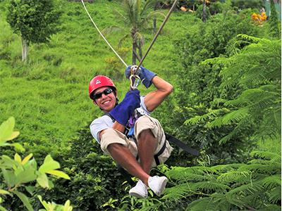 Tour Zip Line Adventures