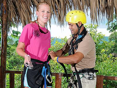 Zip Line Adventures Tour