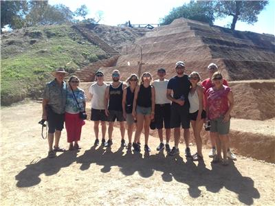 Xihuacan Archaeological Zone Tour