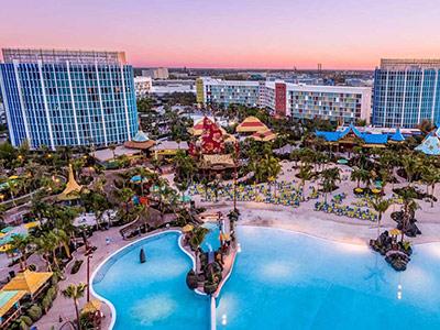 Universal Cabana Bay Beach Resort In Orlando United States Hotel Booking