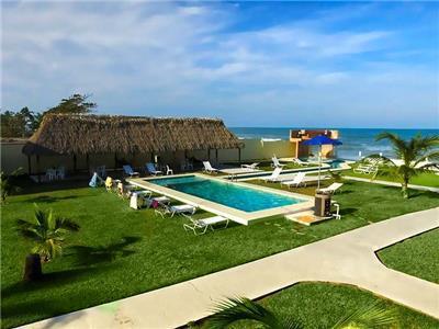 Hotel la roca en costa esmeralda veracruz en tecolutla for La roca gallery